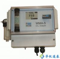 美国PPSYSTEMS WMA-5 非便携式CO2分析仪