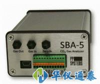 美国PPSYSTEMS SBA-5便携式CO2气体分析仪