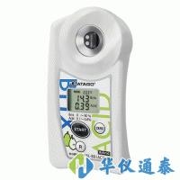 日本ATAGO(爱拓)PAL-BX/ACID14雪梨丰水梨糖酸度计