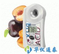 日本ATAGO(爱拓) PAL-BX/ACID11黑布林李子糖酸度计
